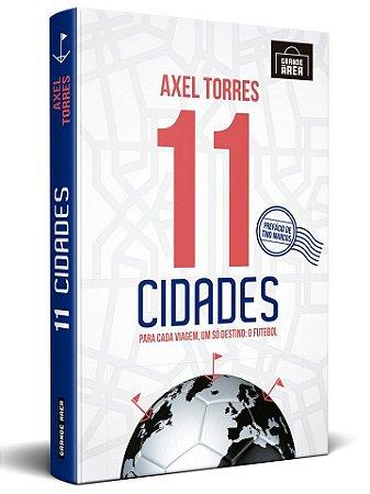 11 CIDADES (envios via Correios, às terças e sextas-feiras, sujeitos a prazos mais longos)