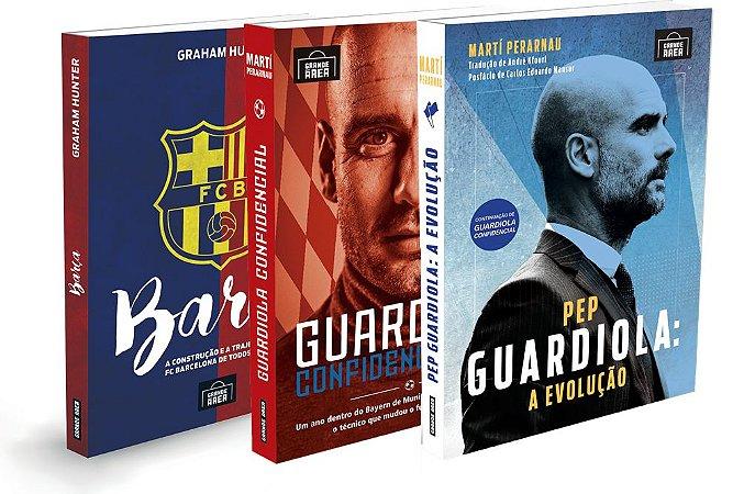 SUPERCOMBO Barça + Guardiola (envios a partir de 7 de junho)