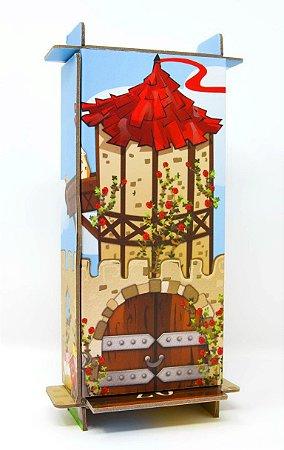 Kingdomino - Acessório - Torre para Peças