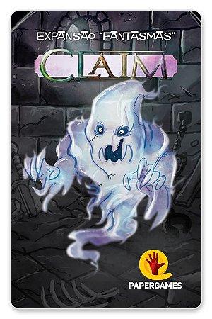 """Claim – Expansão """"Fantasmas"""""""