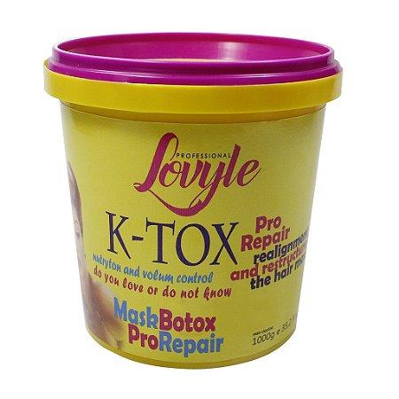 K-Tox Mask Botox Pro Repair 500g Lovyle