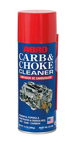 ABRO CARB & CHOKE CLEANER - 283gr