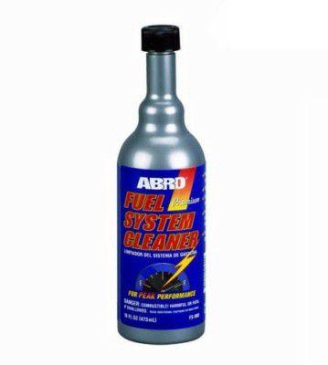 ABRO FUEL SYSTEM CLEANER PREMIUM - 473ml | popular limpeza de sistema via tanque