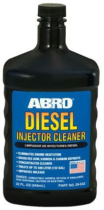 ABRO DIESEL INJECTOR CLEANER - 946ml | popular limpeza de sistema via tanque