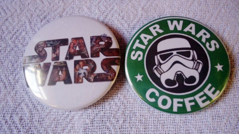 Bottons - Star Wars