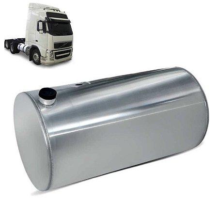Tanque de Combustível Alumínio Volvo NH / FH 425 Litros