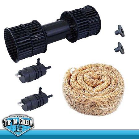 Kit Reparo de Climatizador para Caminhão - Universal