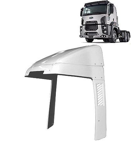 Defletor de Ar Ford Cargo 2014 Cabine Alta Com Filtro
