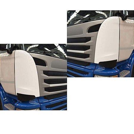 Defletor de Coluna Scania S5 Highline / Streamline / Cab G Lado Direito e Lado Esquerdo