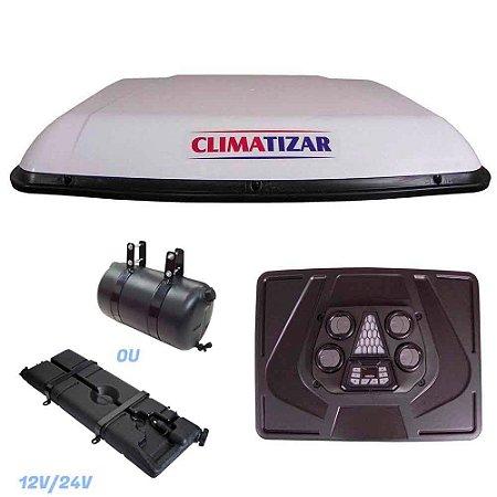 Climatizador de Ar para Caminhão Climatizar 12v 24v Universal