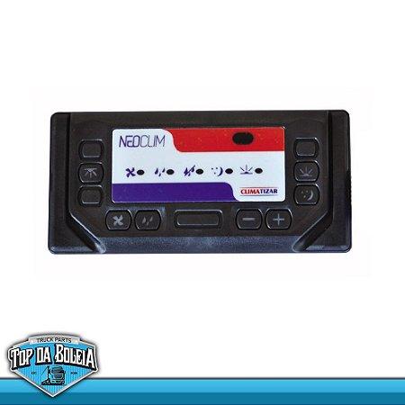 Microprocessador / Placa / Controlador Eletrônico Climatizador de Ar Climatizar Neoclim  12v 24v