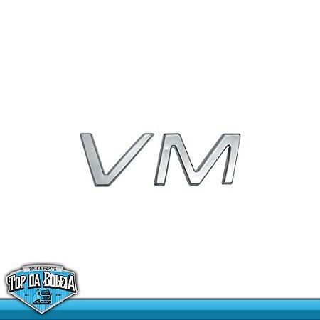Letreiro Volvo VM