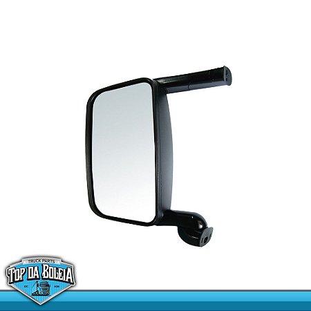 Espelho Completo Scania S4 / S5 Lado Esquerdo com Desembaçador