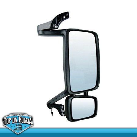 Espelho Completo Volvo FH 2010 Lado Direito com Desembaçador