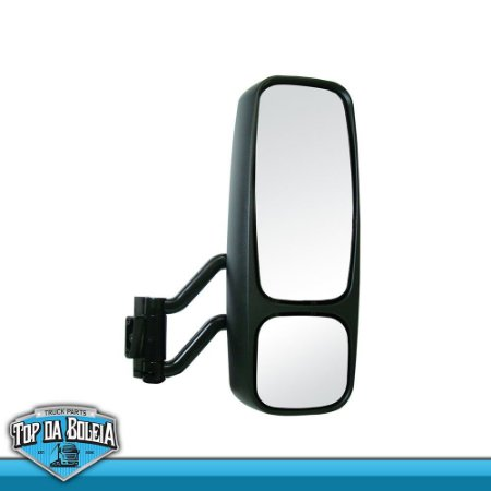 Espelho Completo Volvo FH / NH Lado Direito com Desembaçador