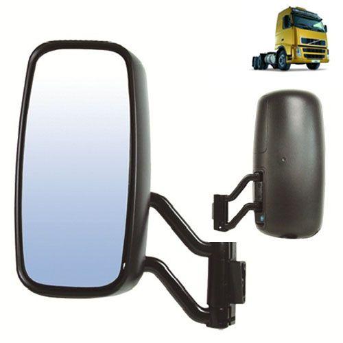 Espelho Retrovisor Volvo FH NH Até 2009 Lado Esquerdo