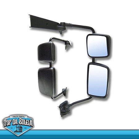 Espelho Completo Lado Direito Volvo VM com Desembaçador