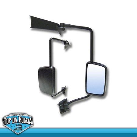 Espelho sem Auxiliar Lado Direito Volvo VM com Desembaçador