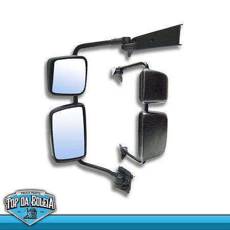 Espelho Completo Lado Esquerdo Volvo VM com Desembaçador