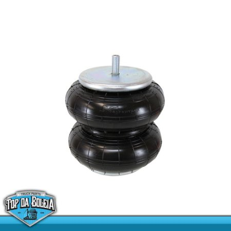 Fole Pneumático Suspensor Eixo ( Randon / Guerra / Volvo / Rhodoss / Noma ) ( 20 T-3 )