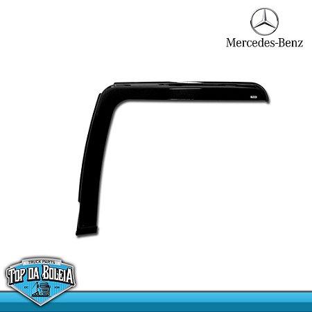 Calha de Chuva Porta para Caminhão Mercedes Benz 1938-S - Atego - Axor Adesiva