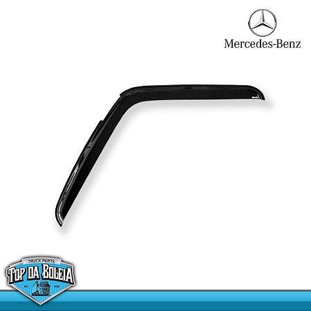 Calha de Chuva Porta para Caminhão Mercedes Benz Accelo Adesiva