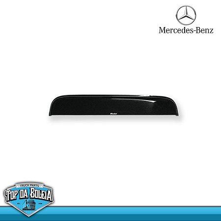 Calha de Chuva Porta para Caminhão Mercedes Benz HPN - 1620 - Atron Adesiva Reta