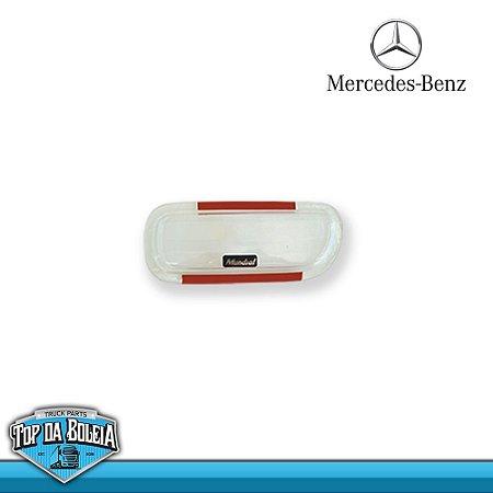 Protetor de Farolete Auxiliar Mercedes Benz Axor