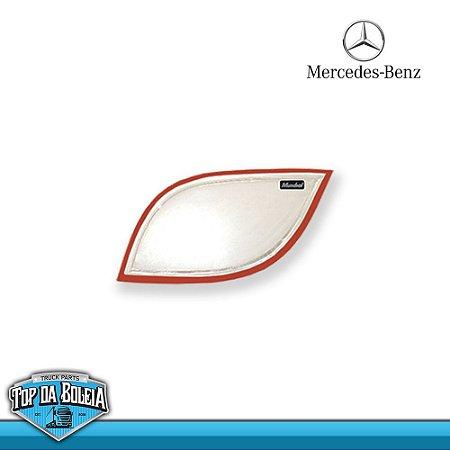 Protetor de Sinaleira Pisca Mercedes Benz Atego