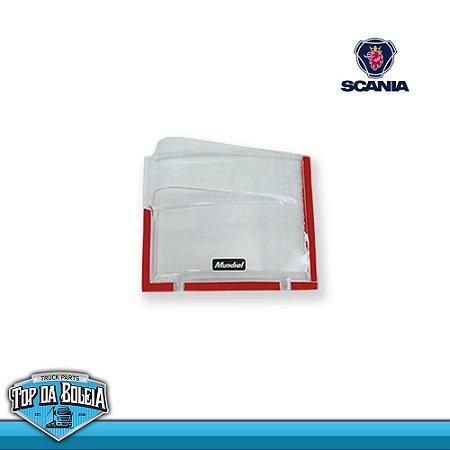 Protetor de Sinaleira Pisca Scania S 4 - S 5