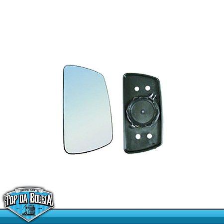 Vidro do Espelho Iveco Stralis Tector Cursor Inferior com Desembaçador