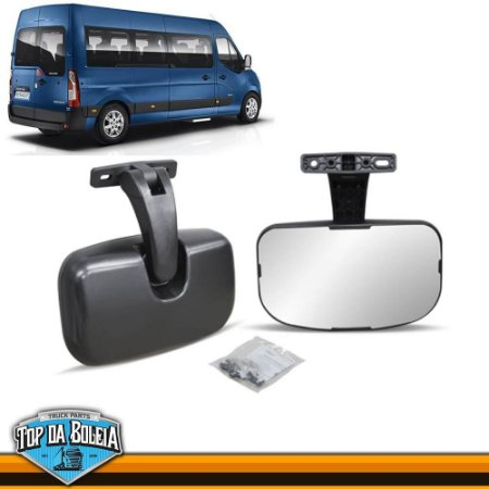 Espelho Rampa Universal Convexo para Renault Master à partir de 2010
