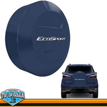 Capa de Estepe Azul Marau para Ford Ecosport à partir de 2013