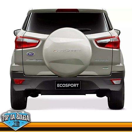 Capa de Estepe Prata Enseada para Ford Ecosport à partir de 2013