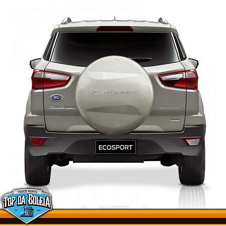 Capa de Estepe Prata Rivieira para Ford Ecosport à partir de 2013