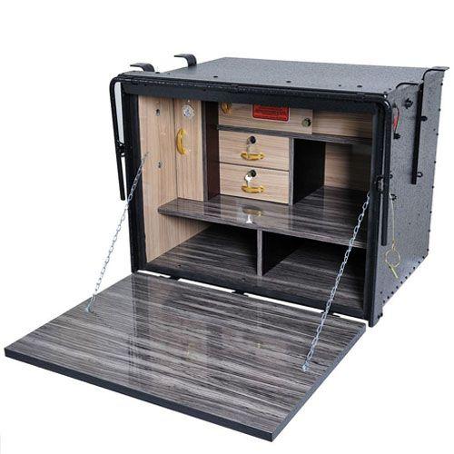Caixa de Cozinha Caibi para Caminhão Tanque 85 x 65 x 62