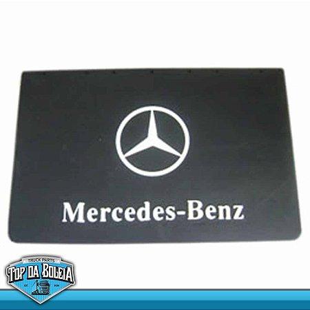 Apara Barro Traseiro Injetado para Mercedes Benz (57,5x62)