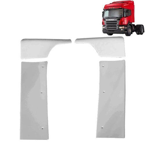 Defletor de Ar  Cegonheiro Caminhão Scania S4 S5 Cabine P