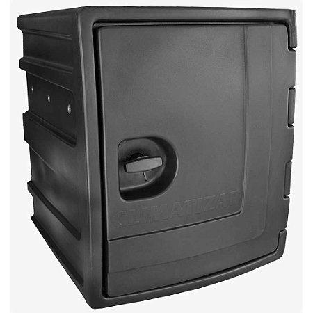 Geladeira para Caminhão Climatizar 84 Litros Black 12v 24v