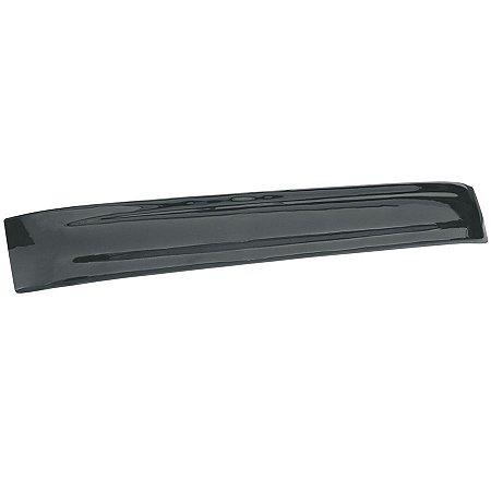 Lâmina Tapa-Sol Mercedes Benz 1113 / 1114 / 1313 / 1513 Sem Furação (toda a linha cara preta) Fumê escuro sem suportes