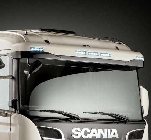 Quebra Sol Scania Serie 5 Streamline