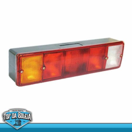 Lanterna Traseira Volvo (1264 Sv) Ps sem Vigia