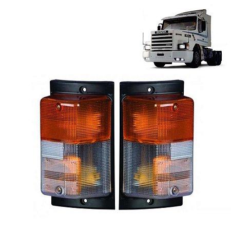 Par  Lanterna Dianteira Scania 112 113 143