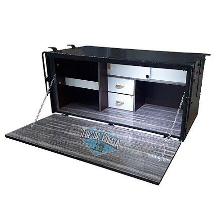Caixa de Cozinha para caminhão Caibi Standard 120 x 60 x 55 cm