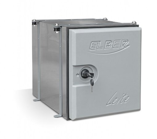 Geladeira para Caminhão de amostra de leite Elber 53 Litros 12V 24V
