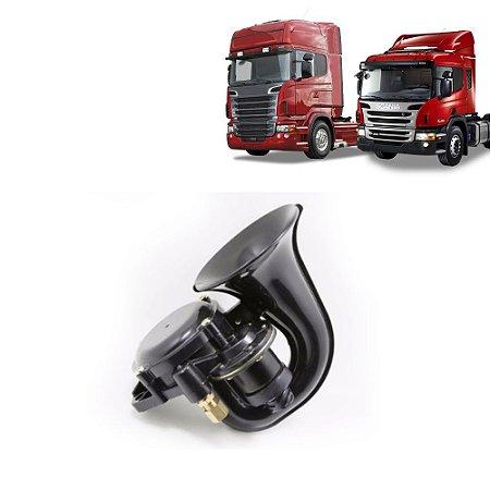 Buzina caracol caminhão Scania S4 S5