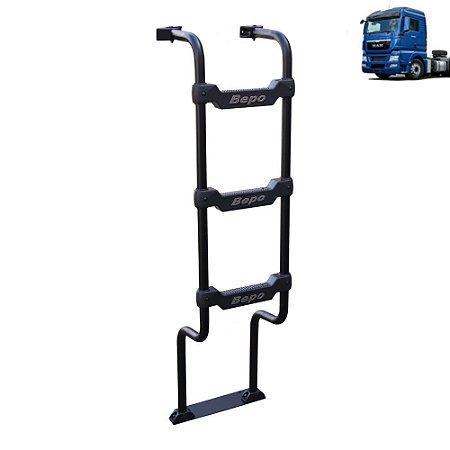Escada traseira para caminhão MAN TGX até 2016