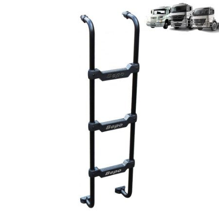 Escada traseira para caminhão Mercedes-Benz 1938S / Axor / Atego Cabine Baixa