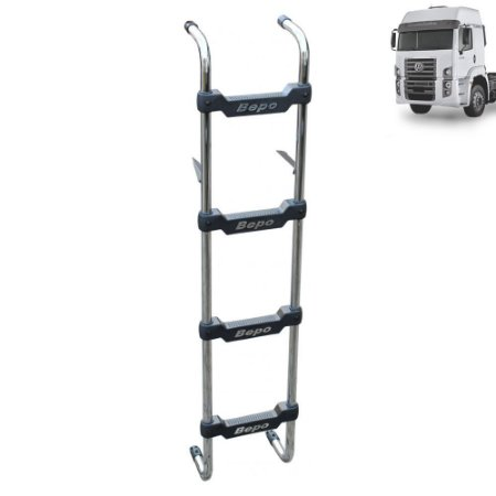 Escada Traseira para caminhão Volkswagen Constellation Cabine Alta