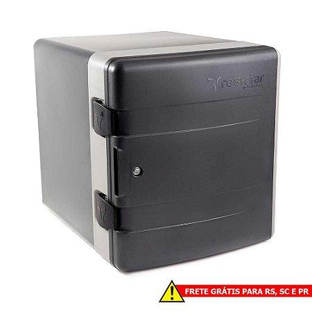 Geladeira para Caminhão Resfriar Completa 67 Litros 12v 24v FRETE GRÁTIS RS SC PR